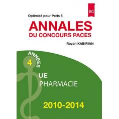 UE spécialité pharmacie